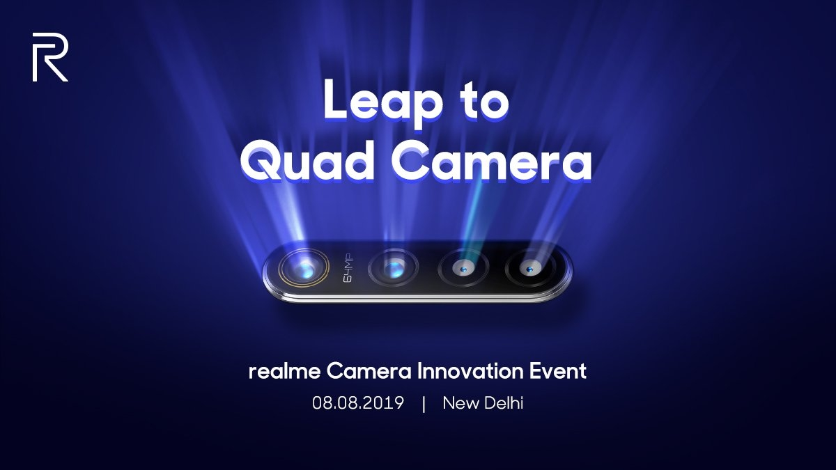realme câmera 64 mp