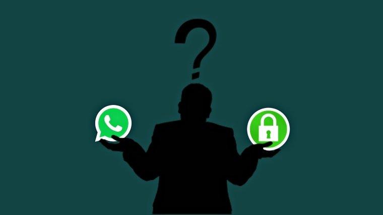 WhatsApp encriptação