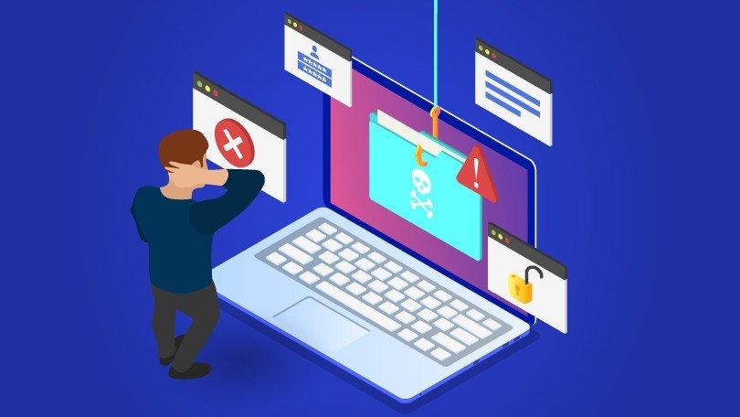 Microsoft esquema phishing