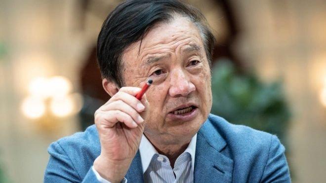 Presidente da Huawei