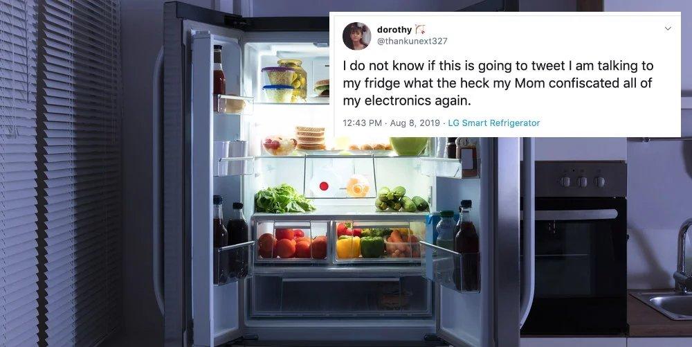 frigorifico da LG