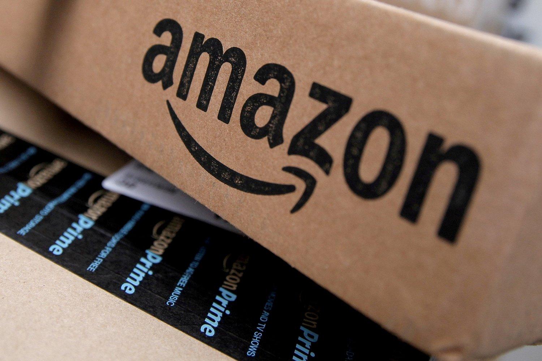 Amazon caixa original