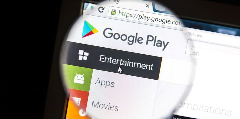 Adware google play Store