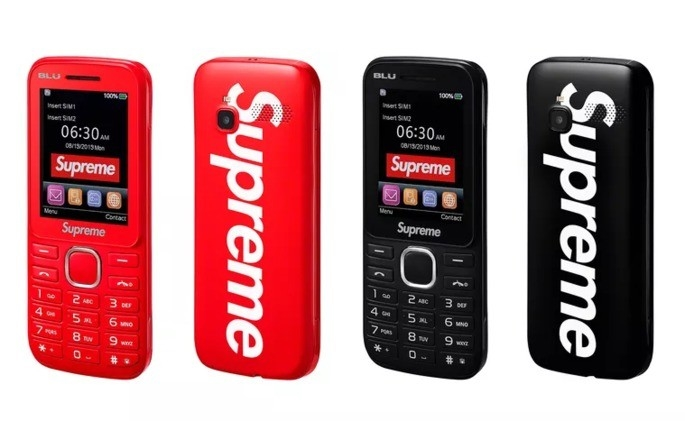 supreme marca telemóvel