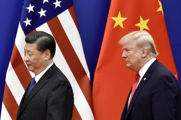 Donald Trump e China
