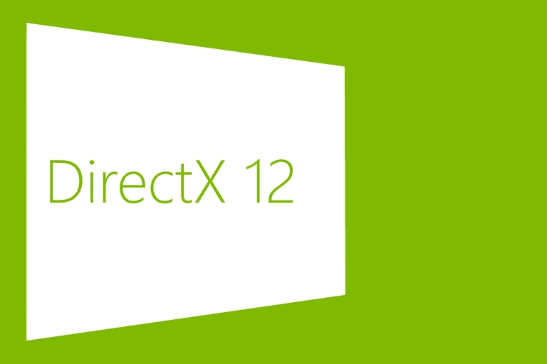 Windows directx 12