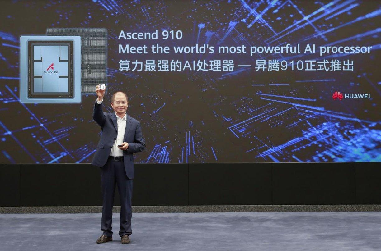 Huawei processador IA