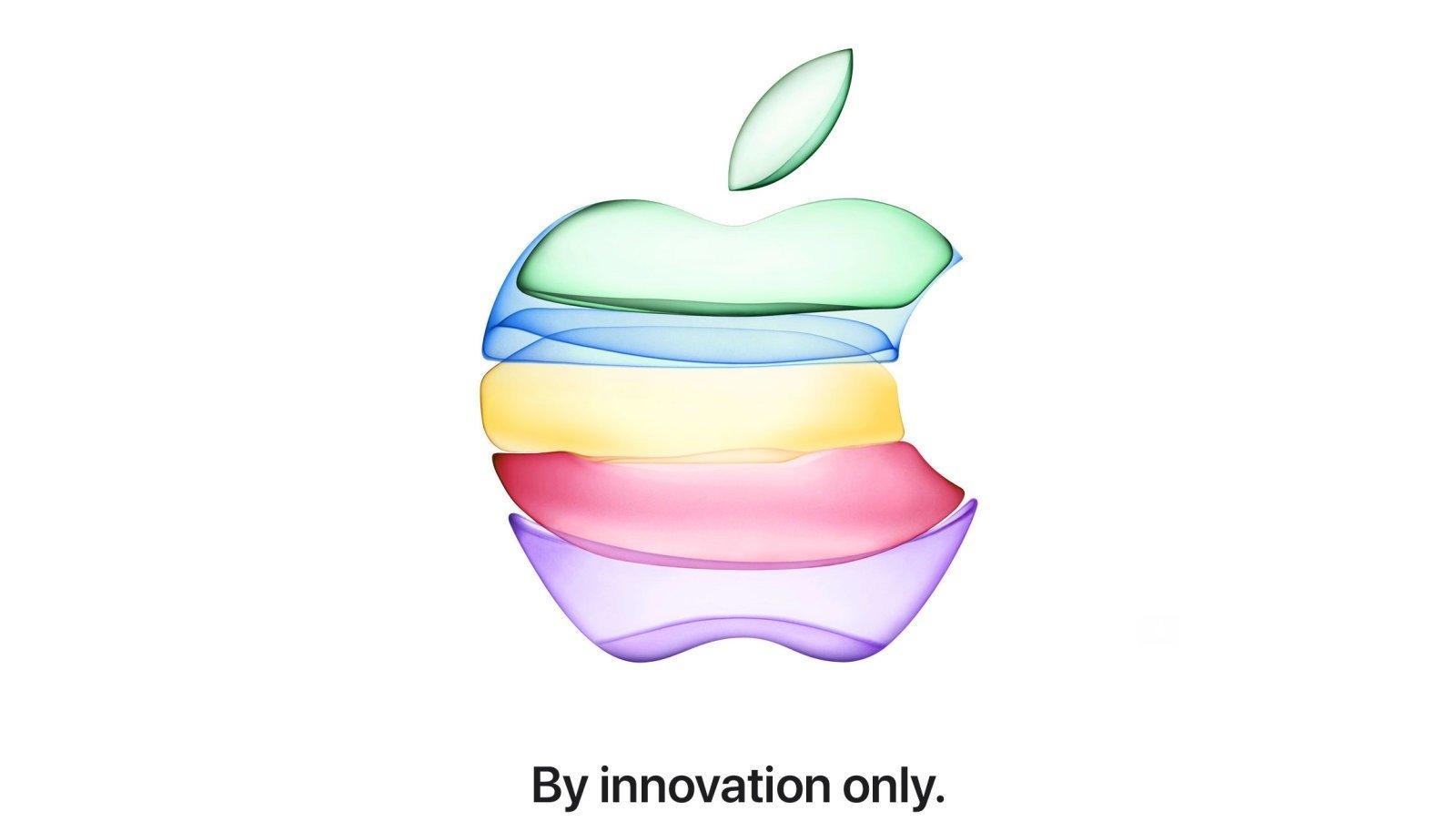 evento da apple 2019