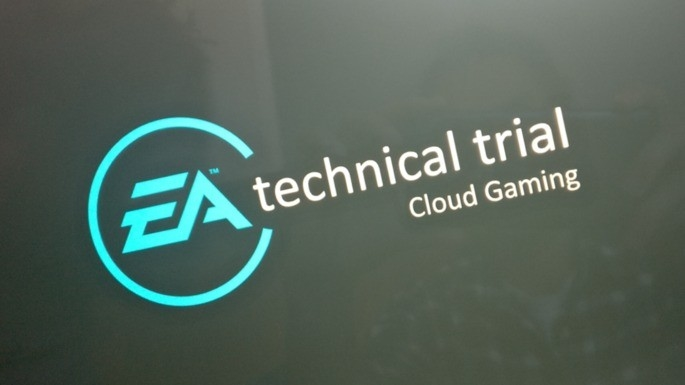EA games cloud gaming