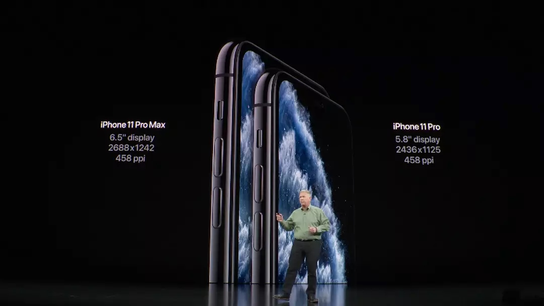 ecrãs iphone 11 pro e pro max