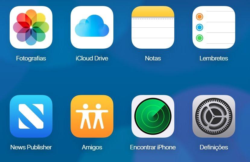 icloud encontrar iphone