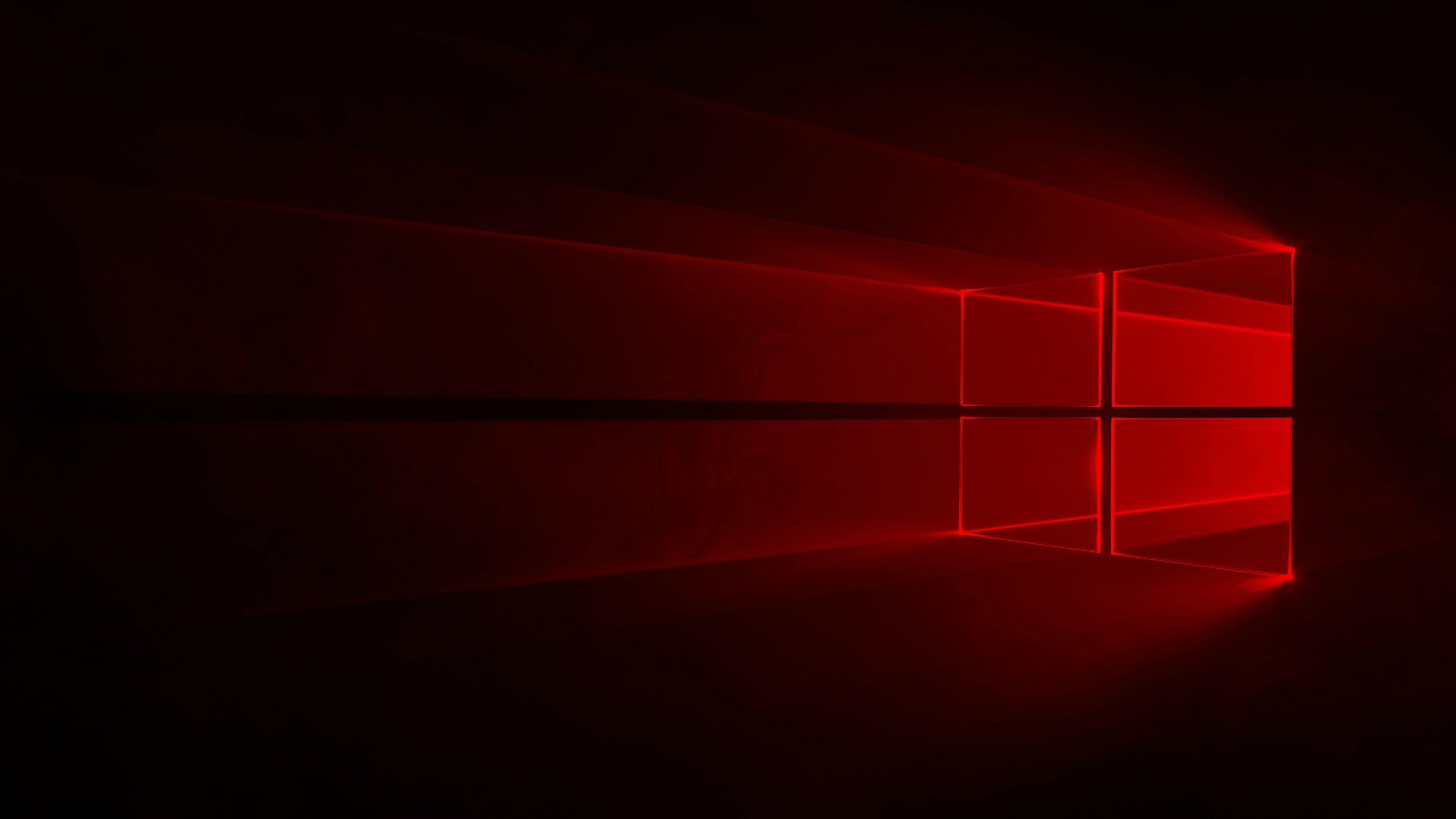 windows red