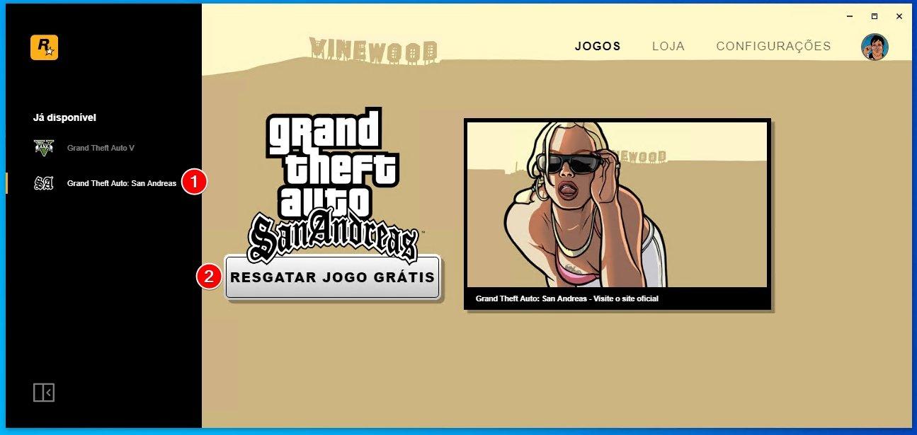 Launcher Rockstar Games