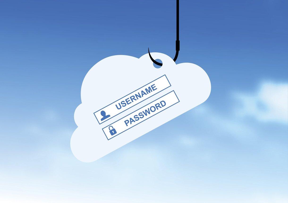 phishing email dados