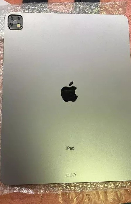 ipad pro com câmara de iphone 11
