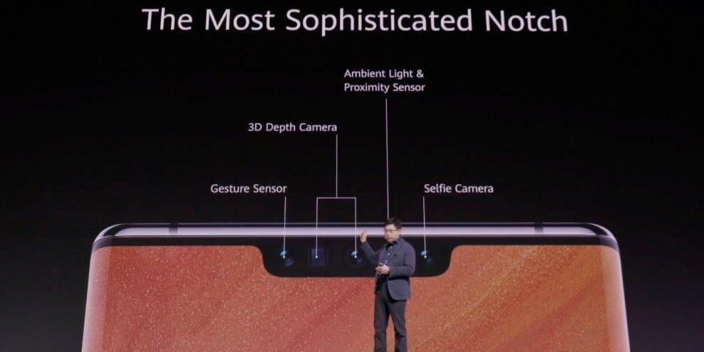 camera Huawei mate 30 pro