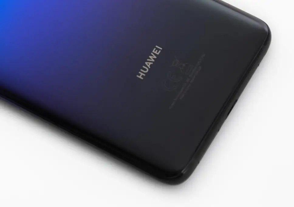 Huawei logo mate 30