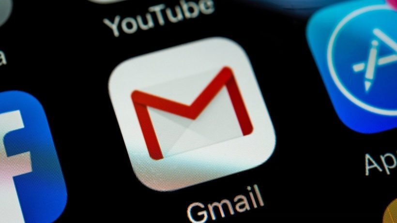 Gmail app icone