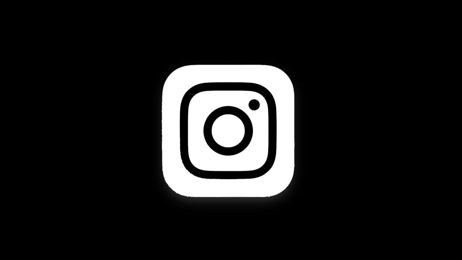 Instagram escuro