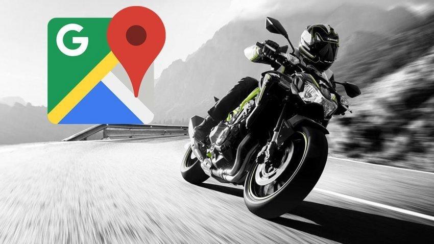 Google Maps motas