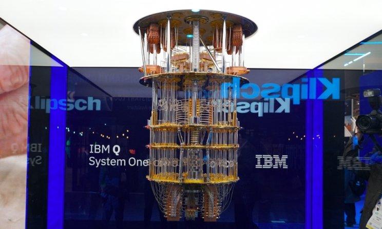 IBM computador quantico