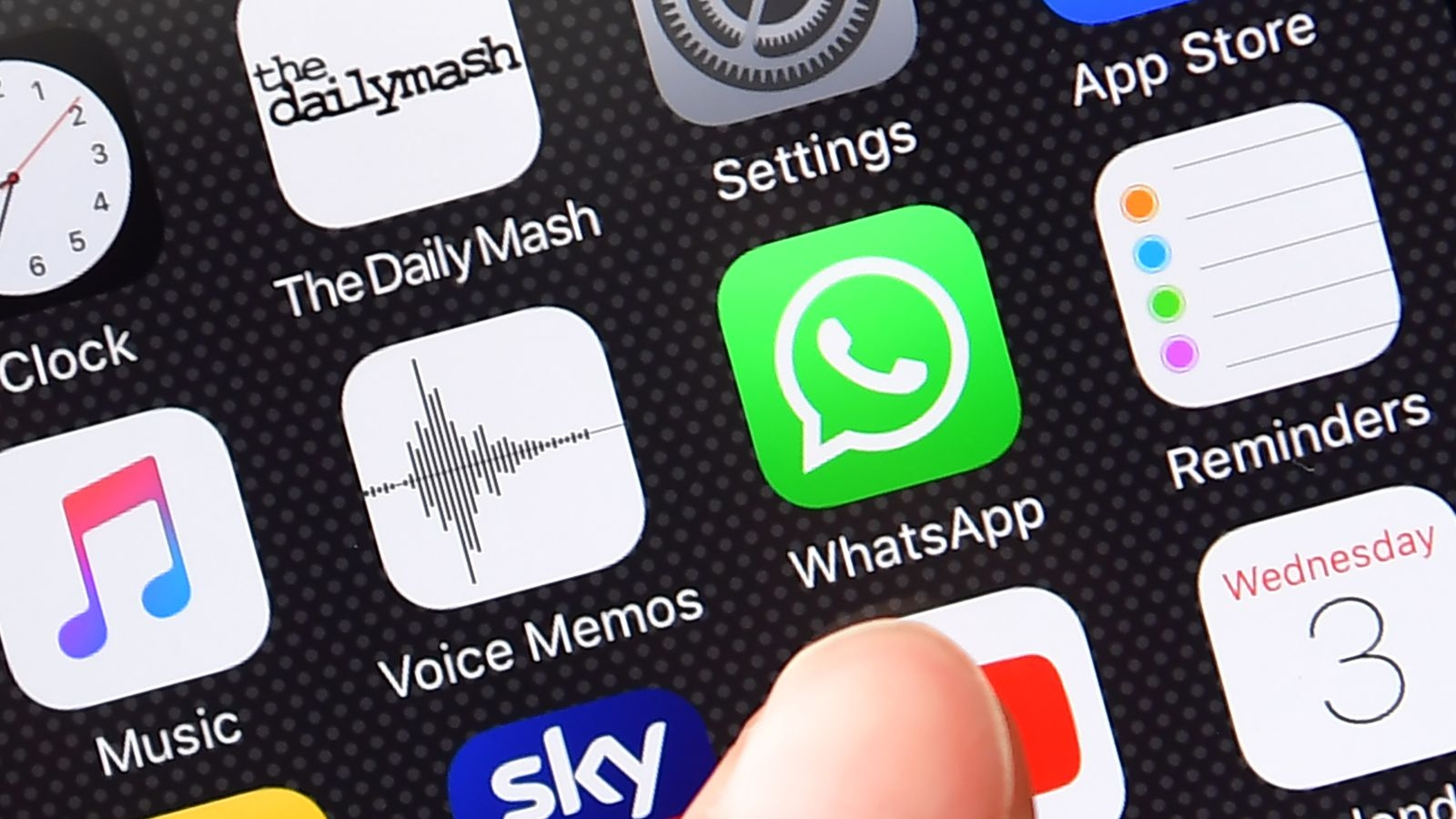 WhatsApp iOS icone
