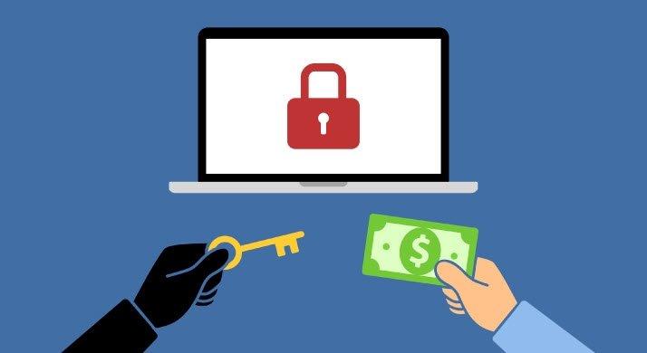 ransomware imagem