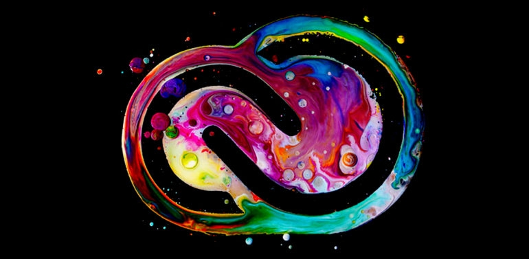 Adobe creative logo