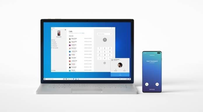 Windows 10 o seu telemóvel