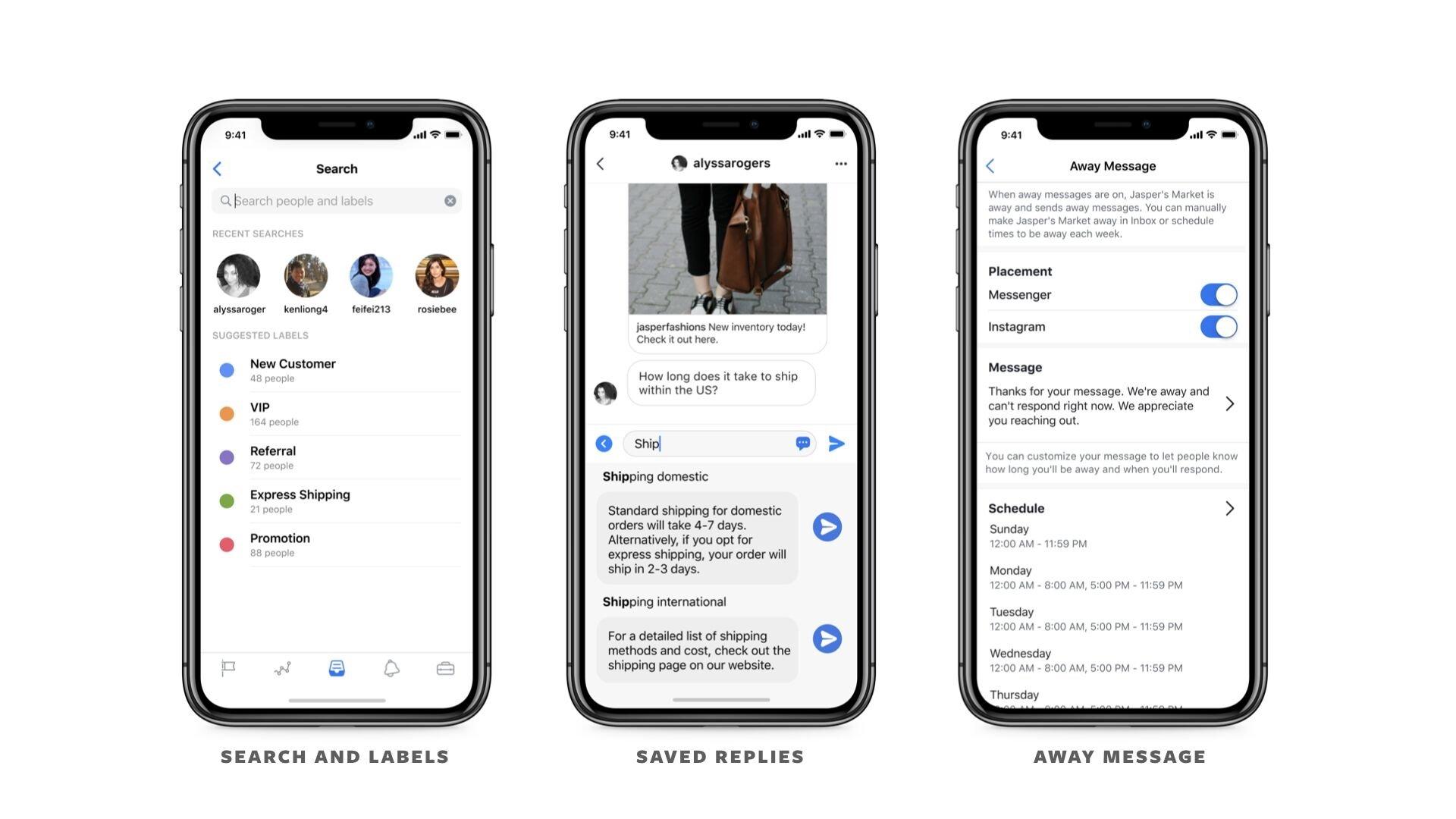 ferramentas do facebook para empresas