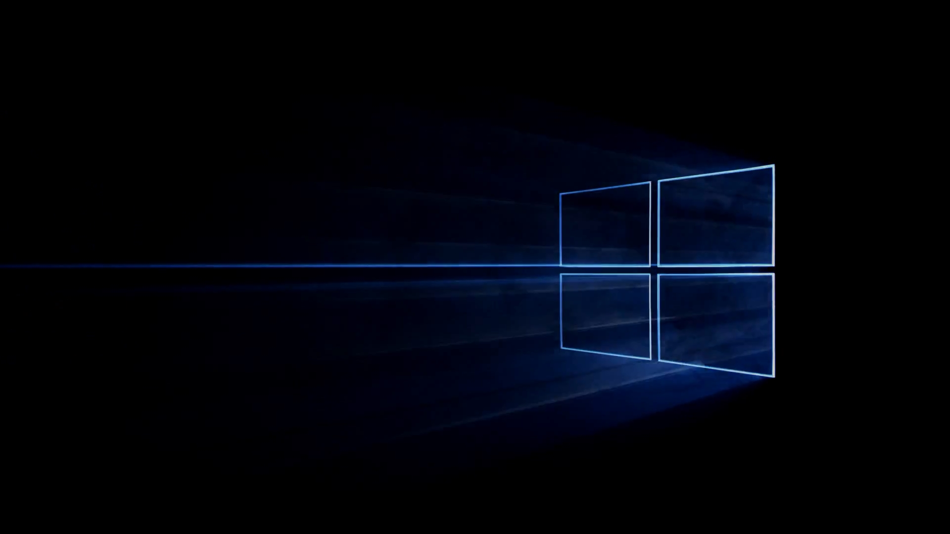 Windows 10 azul