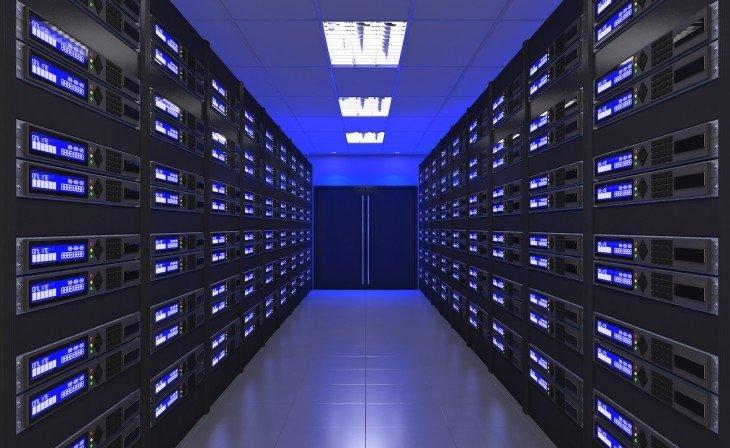 Servidor datacenter