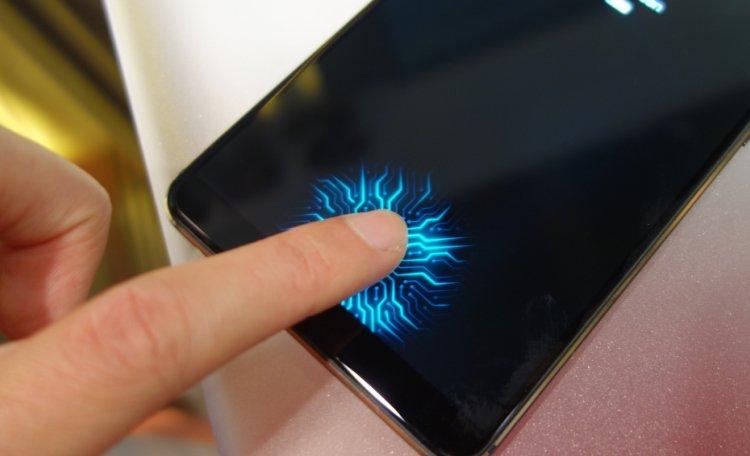 >Samsung gaalxy s10 impressão digital