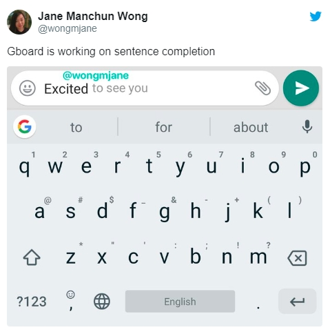 smart compose gboard