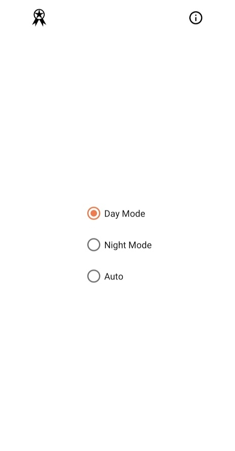 dark mode android