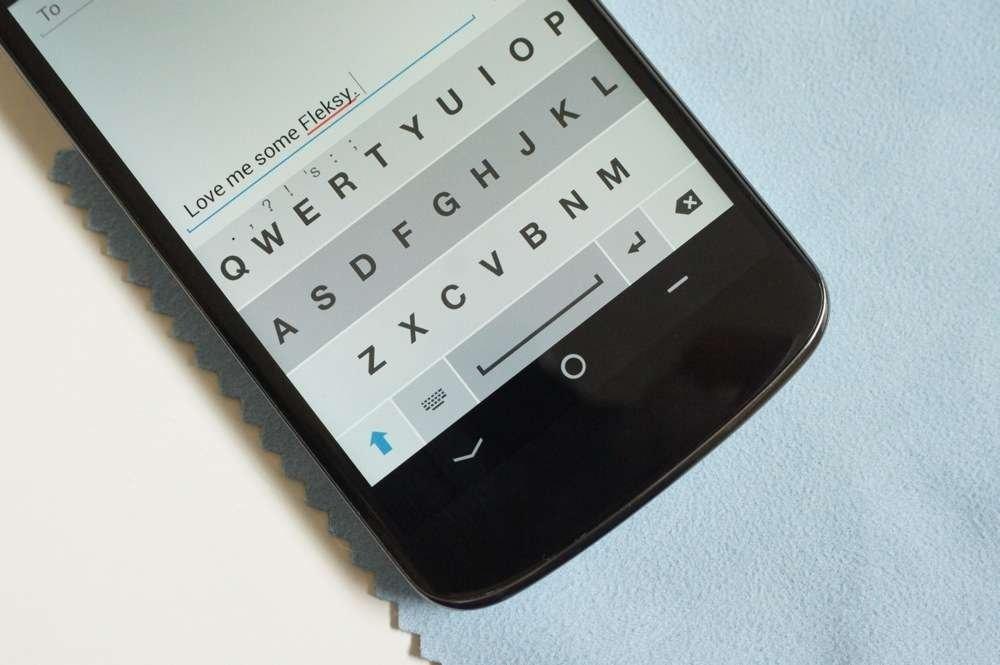 teclado flesky android