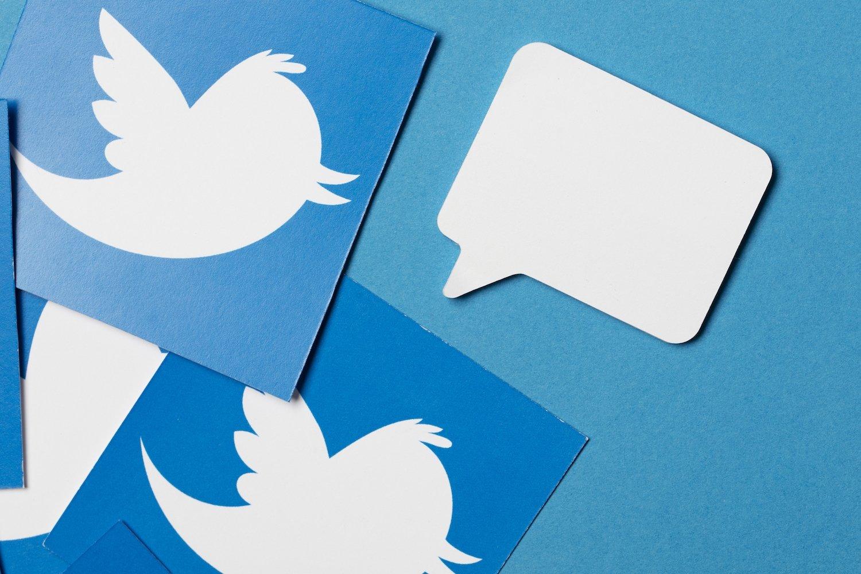 Twitter mensagens
