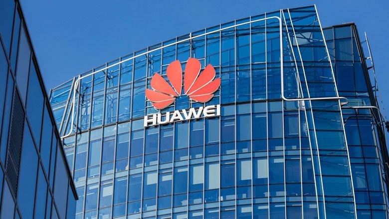 Huawei edificio sede