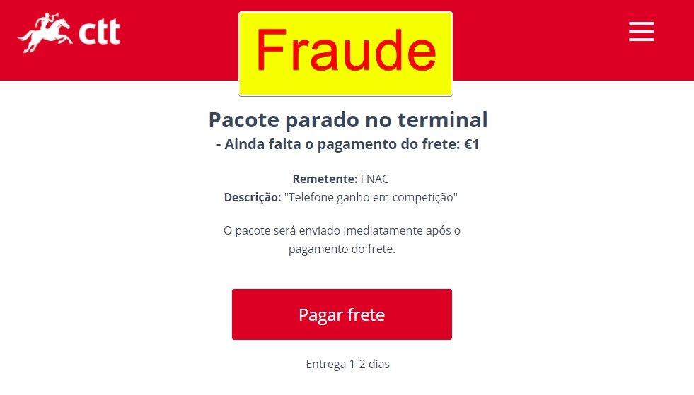 phishing CTT