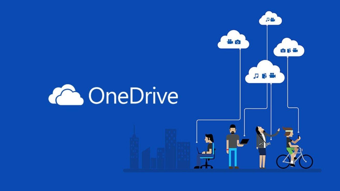 OneDrive aplicação