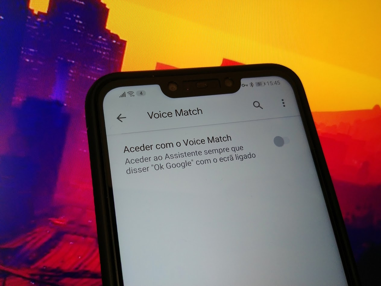 Google Voice Match