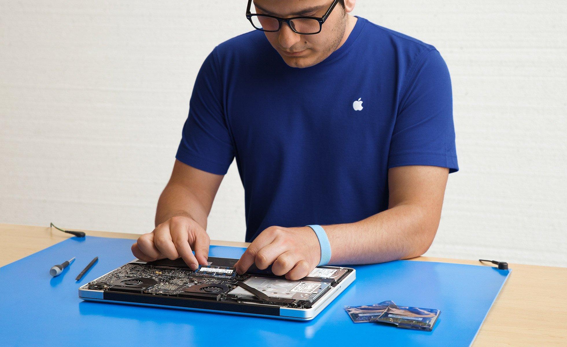Apple reparações