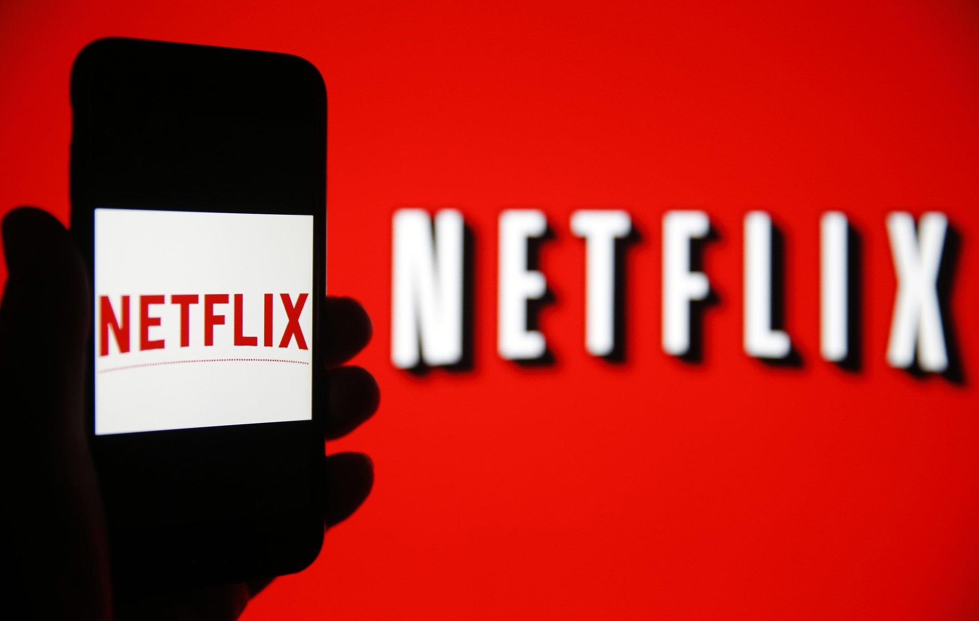 Netflix em baixo