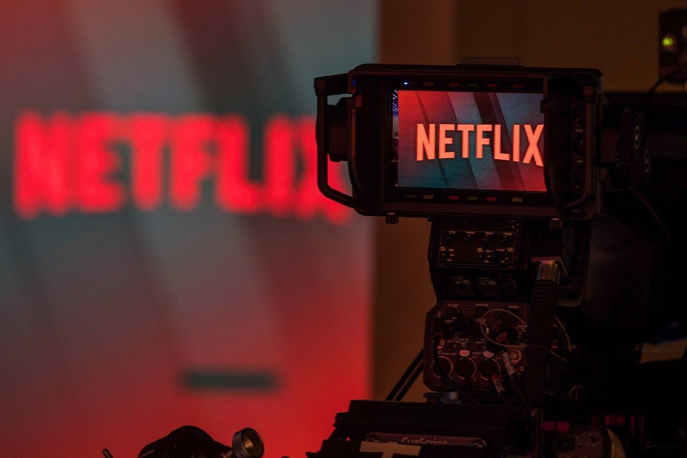 Netflix camera