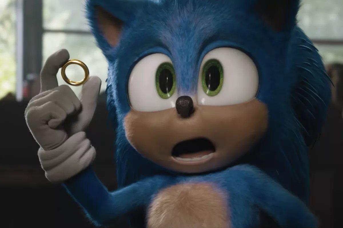 Sonic ouriço