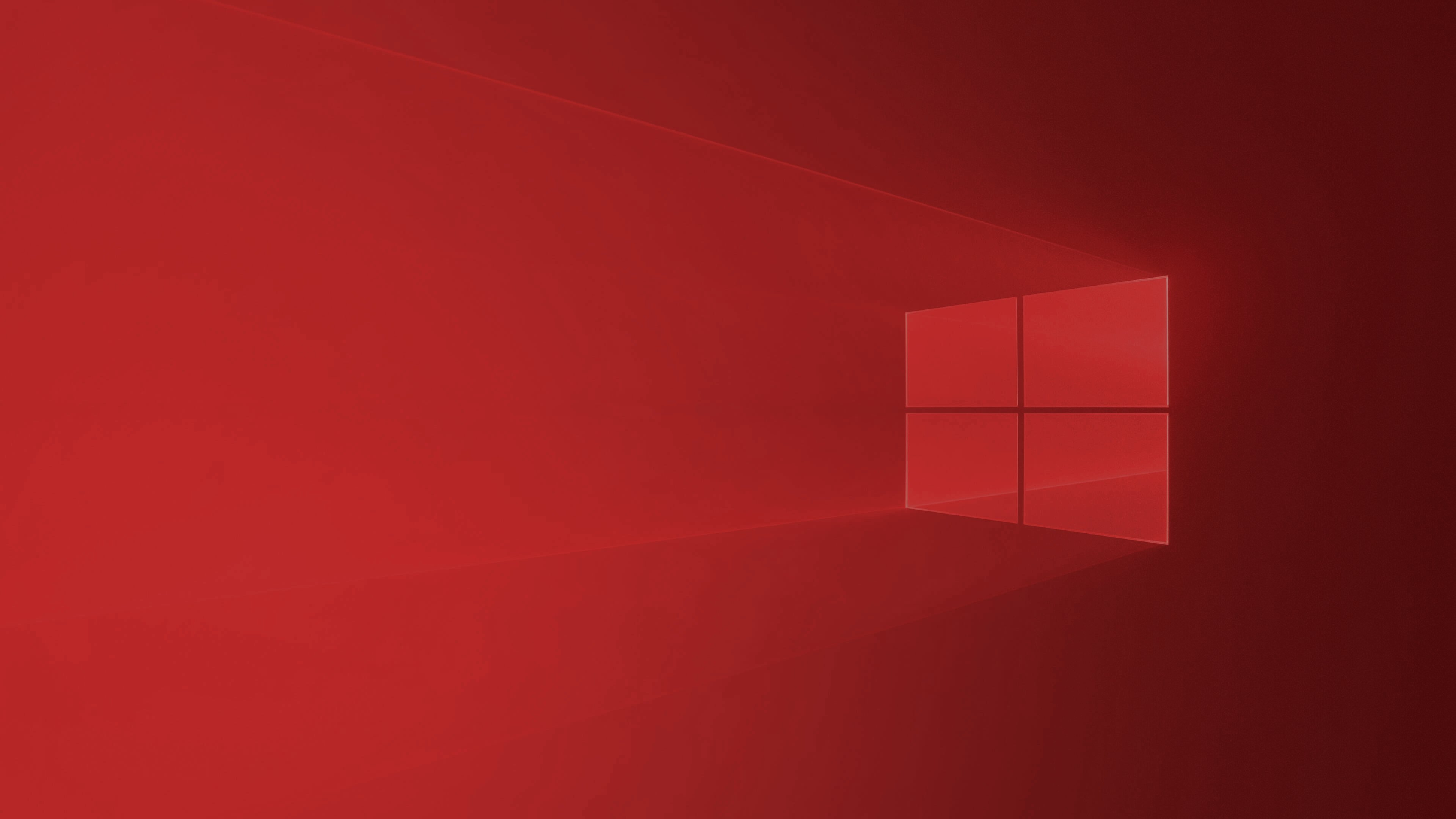 Windows 10 red