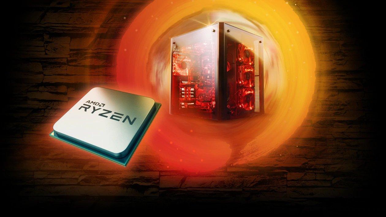 AMD processadores