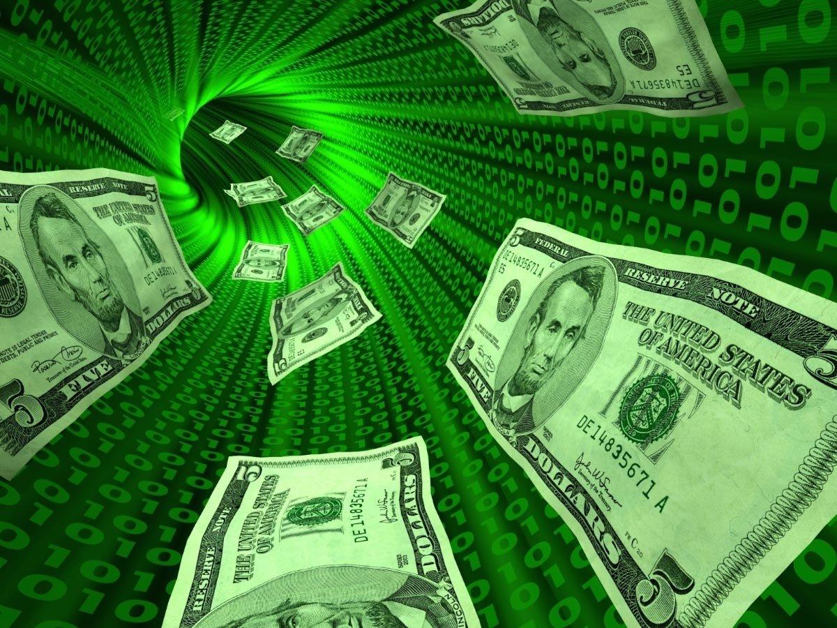 dinheiro rede