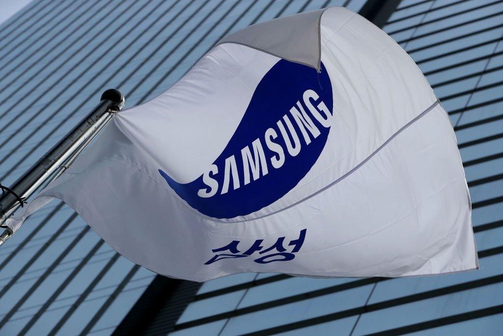 Samsung bandeira