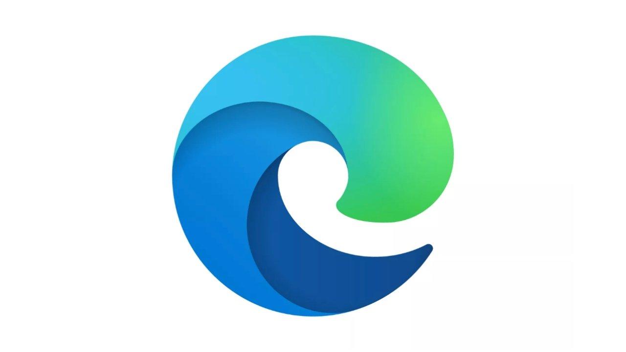 microsoft edge novo logo